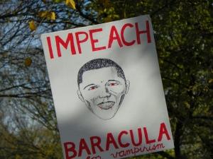 Impeach Baracula